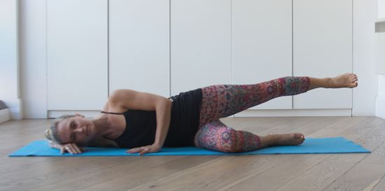 A Balance of Strength and Flexibility in the Hips